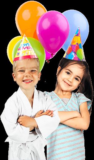 Martial Arts Success Now Martial Arts - Birthday Parties