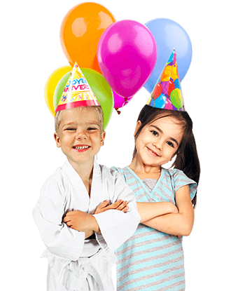 Martial Arts Success Now Martial Arts - Birthday Parties