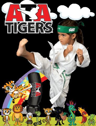 ATA Martial Arts Success Now Martial Arts - ATA Tigers
